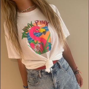 Think Pink Vintage Shirt